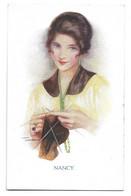 ILLUSTRATEUR  M.Horsfall   Femme - Andere Illustrators