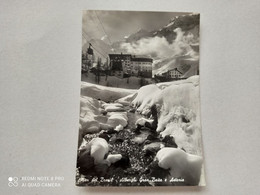 1941 - PIAN DEL BREUIL (Aosta) - Alberghi Gran Baita E Astoria - Altre Città
