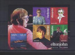 MALTE THEME ELTON JOHN 2003 - Muziek