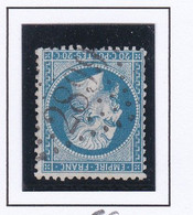 GC 2899 PLOUAY ( Dept 54 Morbihan ) S / N° 22 - 1849-1876: Classic Period