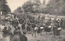 Guerre Balkanique - Abmarsch Des Heeres Zur Grenze - Militaria - Bulgaria