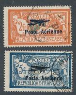 DZ-88: FRANCE: Lot Avec PA  N°1/2 Obl - 1927-1959 Usati