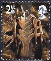 Great Britain (Wales) 1999 - Mi W 76CS - YT 2110 ( Leek ) - Wales