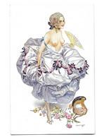 ILLUSTRATEUR  Herouard  (edition Lapina)  Femme , Charme - Andere Illustrators
