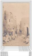 Carte-Photo  Réf-JPS-1028 (   Salon 1901 R-Lazerges )     Une Rue   De BISKRA - Biskra