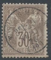 Lot N°59819  N°69, Oblit Cachet à Date De TOURS-S-MARNE (49) - 1876-1898 Sage (Type II)