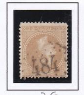 GC 484 BITCHE ( Dept 55 Moselle ) S / N° 28 - 1849-1876: Klassik