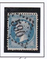GC 590 BOUZONVILLE ( Dept 55 Moselle ) S / N° 22 - 1849-1876: Classic Period