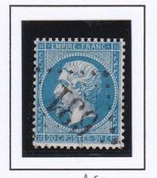 GC 631 BRIEY ( Dept 55 Moselle ) S / N° 22 - 1849-1876: Klassik