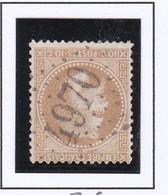 GC 4970 CONS LA GRANVILLE ( Dept 55 Moselle ) S / N° 28 - 1849-1876: Classic Period