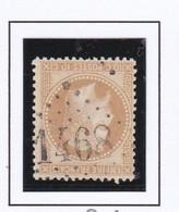 GC 1468 FAULQUEMONT ( Dept 55 Moselle ) S / N° 28 - 1849-1876: Klassik
