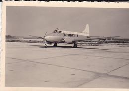 Photographie  Particulier Aviation  Avion Militaire Ou Civile A Identifier  Réf 3737 - Aviazione
