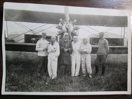 Royal Yugoslavia Air Force Hunter Escadrille Novi Sad Serbia 1933. - Anonymous Persons