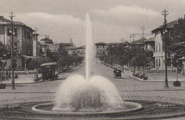 FONTANA.  Fountain. 噴泉。 Pēnquán.  Fontaine. Brunnen. - Pesaro. 24fo - Pesaro