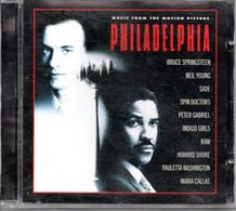 PHILADELPHIA BO - Musica Di Film