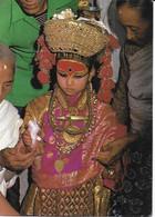 Kulari ( Living Godess) - Népal