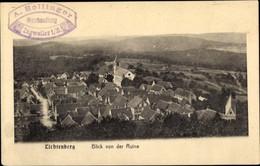 CPA Lichtenberg Elsass Bas Rhin, Blick Von Der Ruine - Other Municipalities