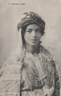 Algerie Scenes Et Types , Femme Du Sud - Escenas & Tipos