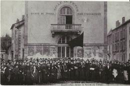 15 - AURILLAC - Grève Des Ouvières - Manifestation - La G.G.T. A 80 Ans (1975) - Cinéma Palace - Altri Comuni