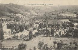 15 - SAINT-SIMON - Vue Générale - Other Municipalities