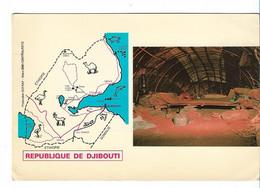 DJIBOUTI CAMPEMENT NOMADE - Dschibuti