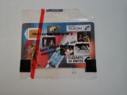 Télécarte Epinal Câble F67 Neuve Sous Blister D'origine 50 Unités - Other