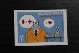 Jaar 2008: 3747 'Rode Kruis' - Ongetand Met Nummer - Zeer Mooi! - No Dentado