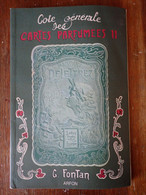 Livre De Cartes Parfumées Fontan 2 - Profumeria Moderna (a Partire Dal 1961)