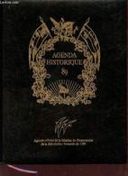 Agenda Historique 89 - Agenda Officiel De La Mission Du Bicentenaire De La Révolution Française De 1789. - Collectif - 1 - Blank Diaries