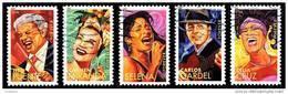 Etats-Unis / United States (Scott No.4497-01 - Légendes Latines / Llatine Music Legends) (o) Série / Set - Oblitérés