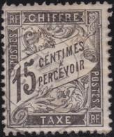 France    .   Y&T    .   Taxe  16    .    O      .     Oblitéré    .     /   .   Cancelled - 1859-1955 Oblitérés