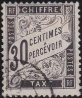 France    .   Y&T    .   Taxe  18         .    O      .     Oblitéré    .     /   .   Cancelled - 1859-1955 Oblitérés
