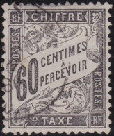 France    .   Y&T    .   Taxe  21  (2 Scans)        .    O      .     Oblitéré    .     /   .   Cancelled - 1859-1955 Oblitérés