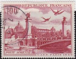 France    .   Y&T    .    PA 28         .    O      .     Oblitéré    .     /   .   Cancelled - 1927-1959 Afgestempeld