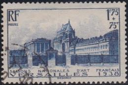 France    .   Y&T    .    379      .       O    .     Oblitéré    .     /   .   Cancelled - Gebruikt