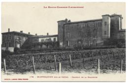 31 - Montesquieu Sur Le Canal Chateau De La Roquette - Other Municipalities