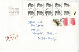 Zellik 1994 >> Antwerpen - Storia Postale