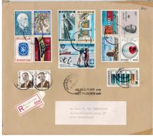 Ruisbroek 2000 >> St-Niklaas / Recommandé - Storia Postale