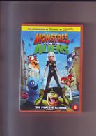 Dvd Zone 2  : Monstres Contre Aliens   Bon Etat Boitier Et Disque - Animation