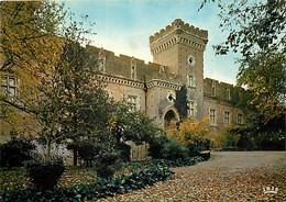 82 - Terride - Le Château De Terride Entre Castelsarrasin Et Beaumont De Lomagne - CPM - Voir Scans Recto-Verso - Autres Communes
