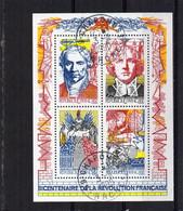 1989  YV  N° 2667/2670   - Oblitéré  Cancelled  Gestempelt  Gestempeld - Unclassified