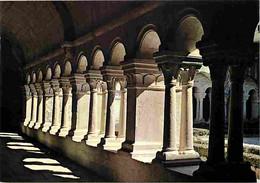 84 - Gordes - Abbaye De Sénanque - Galerie Est Du Cloitre - Carte Neuve - CPM - Voir Scans Recto-Verso - Gordes