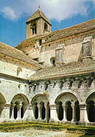84 - Gordes - Abbaye De Sénanque - Cloitre Et Clocher - Carte Neuve - CPM - Voir Scans Recto-Verso - Gordes