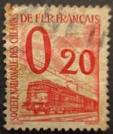 FRANCE Petit Colis Postaux N°33 Oblitéré - Afgestempeld