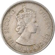 Monnaie, Nigéria, Elizabeth II, Shilling, 1961, TTB, Copper-nickel, KM:5 - Nigeria