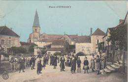 ETRIGNY (Saône-et-Loire): Place D'Etrigny - Other Municipalities