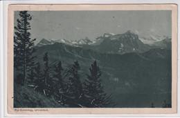 Rigi-Scheidegg, Uristock - LU Lucerne