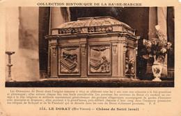 Le Dorat - Châsse De Saint Israël - Le Dorat