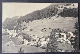 Churwalden Gestempelt 1910( Verlag Kurverein Churwalden) - GR Grisons