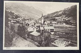 Küblis/ Davos Prättigau/ Bahnpost 1915 - GR Grisons